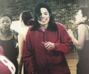 michael jackson, smile, and mj image
