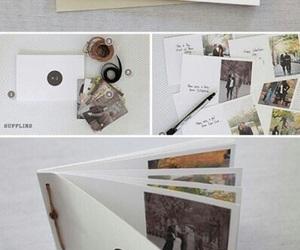 diy, album, and photo image