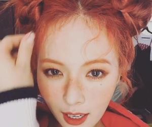 korean, kpop, and 4minute image