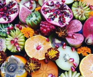 delicious, FRUiTS, and food image