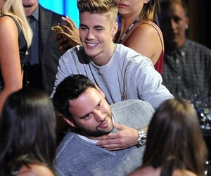 justin bieber and young hollywood awards image
