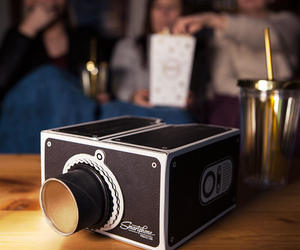 camera, gift, and present image