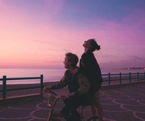 couple, indie, and travelling image