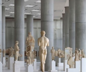 Athens, Greece, and acropolis museum image
