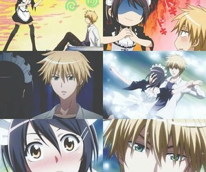 anime, kaichou wa maid sama, and ️anime love image