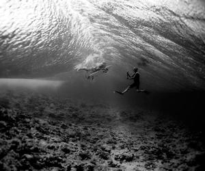 beautiful, gopro, and surfer image