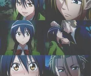 anime, kaichou wa maid sama, and love image