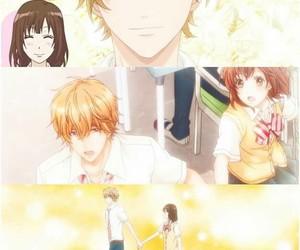 anime, love, and ookami to shoujo image