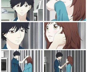 anime, kou, and futaba image