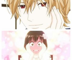 anime, love, and ookami shoujo image