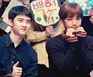 exo, kai, and d.o image