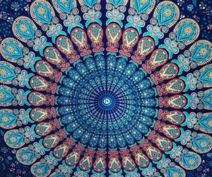 lovely, mandala, and love image