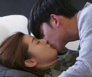 kiss, kdrama, and doramas image
