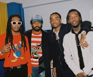 offset, migos, and quavo image