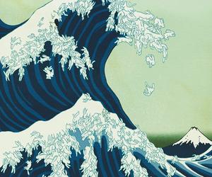 bunnys, wave, and kozyndan image