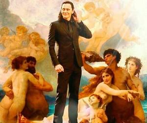 loki, tom hiddleston, and loki laufeyson image