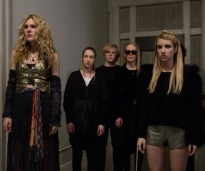 ahs, coven, and american horror story image