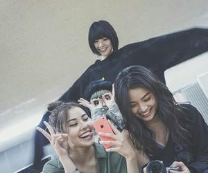 anna, girl group, and faky image