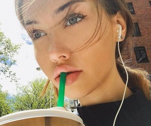 coffee, drink, and sexy image