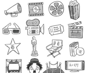 doodle, movies, and tv show image