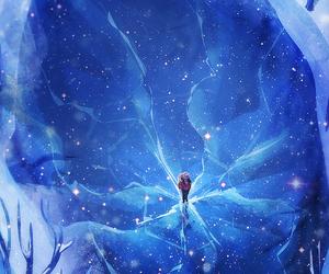 ice, art, and anime image