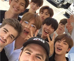 bts and bbmas image