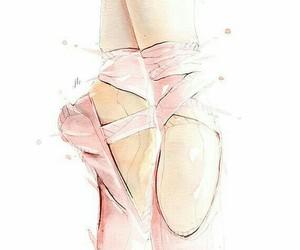 bailarina, dance, and dancer image