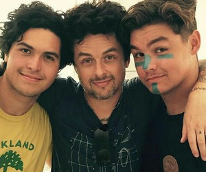 greenday and billiejoearmstrong image
