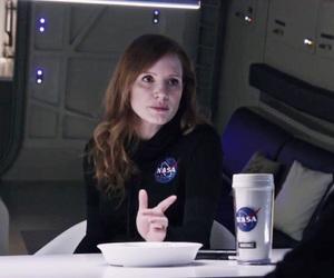 actress, astronaut, and film image
