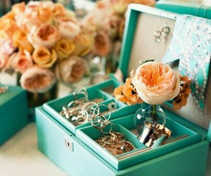 accessories, flowers, and girly image
