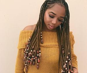 beautiful, black girls fashion, and black girls do it better image