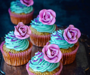 food and cakes image