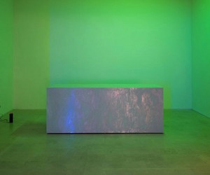 green, installation, and pamela rosenkrantz image