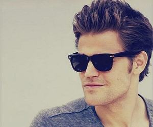 paul wesley, stefan salvatore, and Hot image