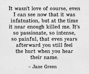 hurt, infatuation, and intense image
