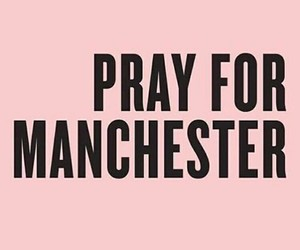 manchester and ariana grande image