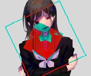 anime, anime girl, and mekakucity actors image