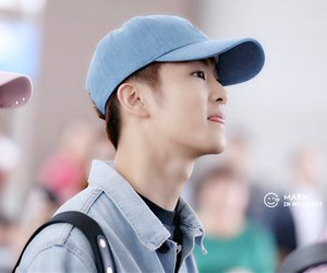 mark, nct, and marklee image
