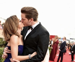 care, kiss, and red carpet image