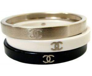 bracelets, chanel, and girly image
