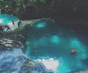 beautiful, blue, and nature image