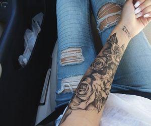 black tattoo image