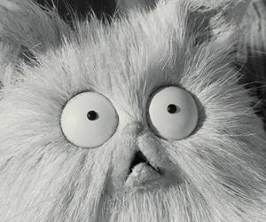 cat, frankenweenie, and kitty image