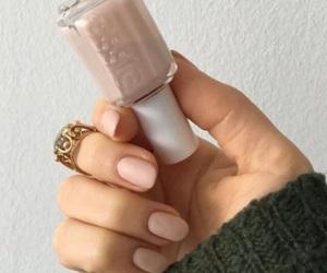 hand, nail art, and nail polish image