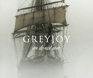 greyjoy, game of thrones, and got image