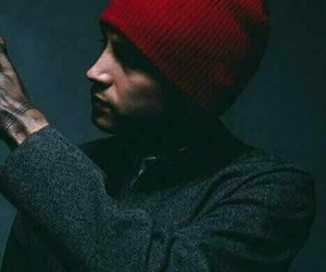 twenty one pilots, tyler joseph, and background image