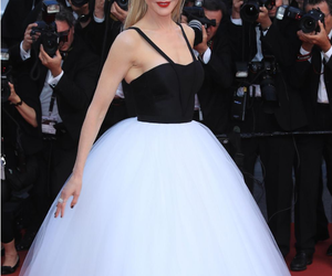 black, cannes, and fashion image