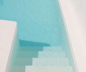 pool, water, and blue image