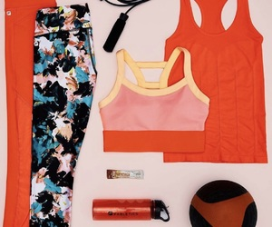 flowers, inspo, and fitspo image