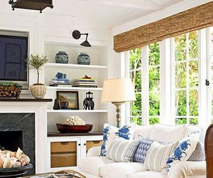 country living, farmhouse, and living room image